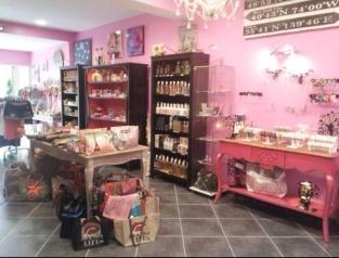 Notre boutique à Galeria (Corse)